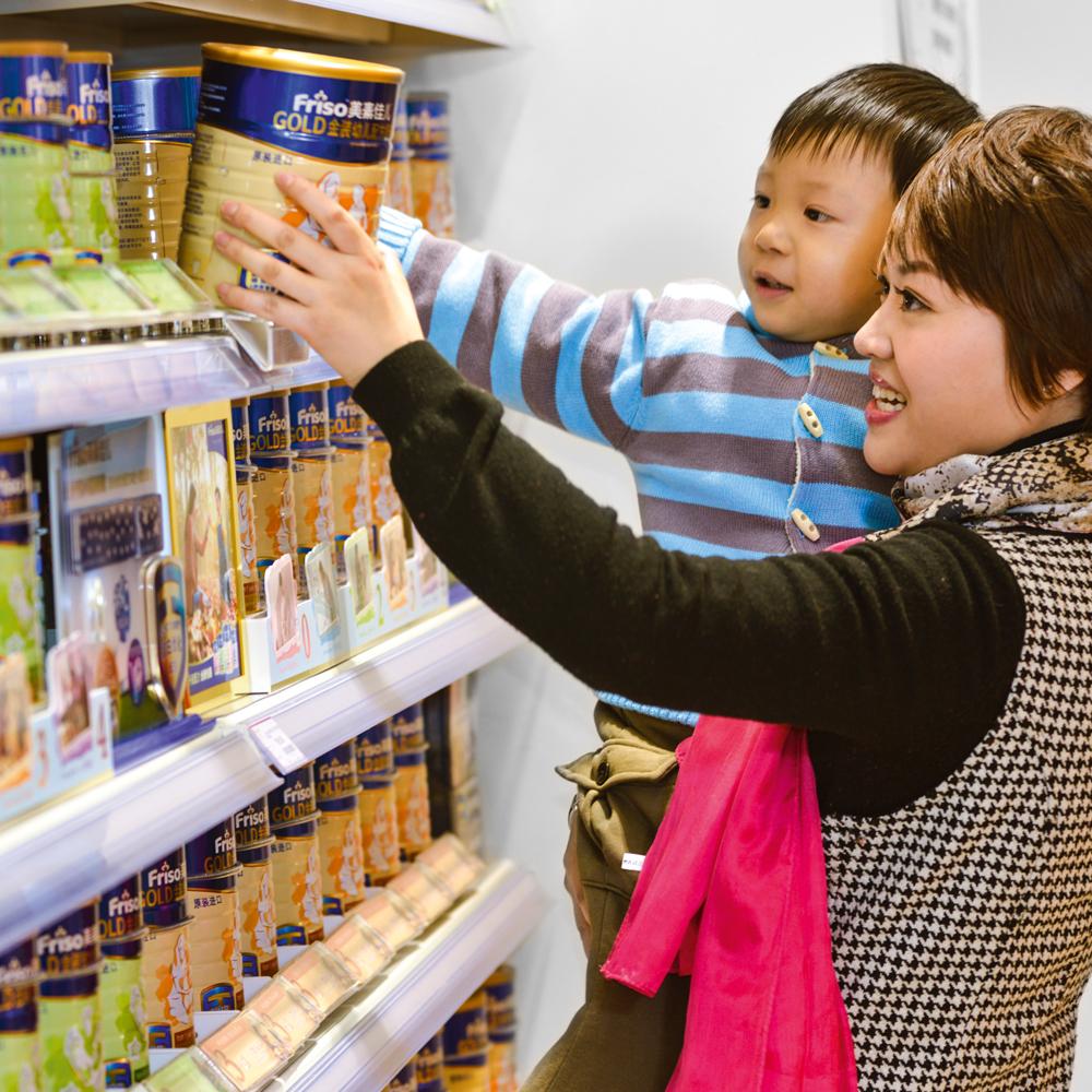 Zuivelproducten voorzien in de groeiende behoefte aan voeding in de wereld