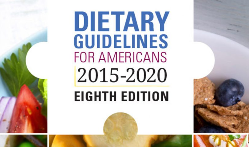 nieuwe voedingsrichtlijnen 2016