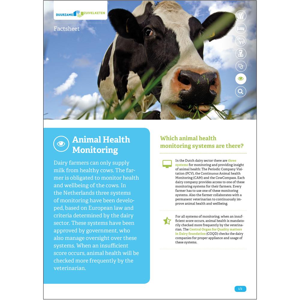 Animal welfare - De Nederlandse Zuivel Organisatie