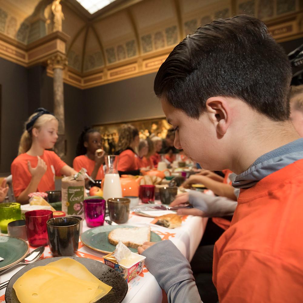 Een goede start met Nationaal Schoolontbijt